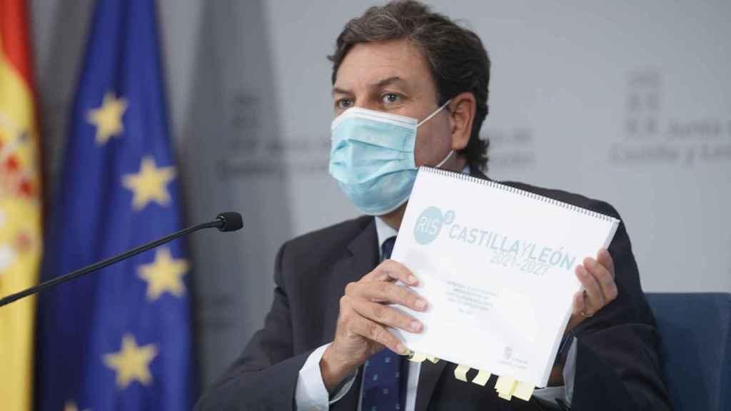La Junta movilizará 14.532 millones para la especialización inteligente RIS3 de Castilla y León