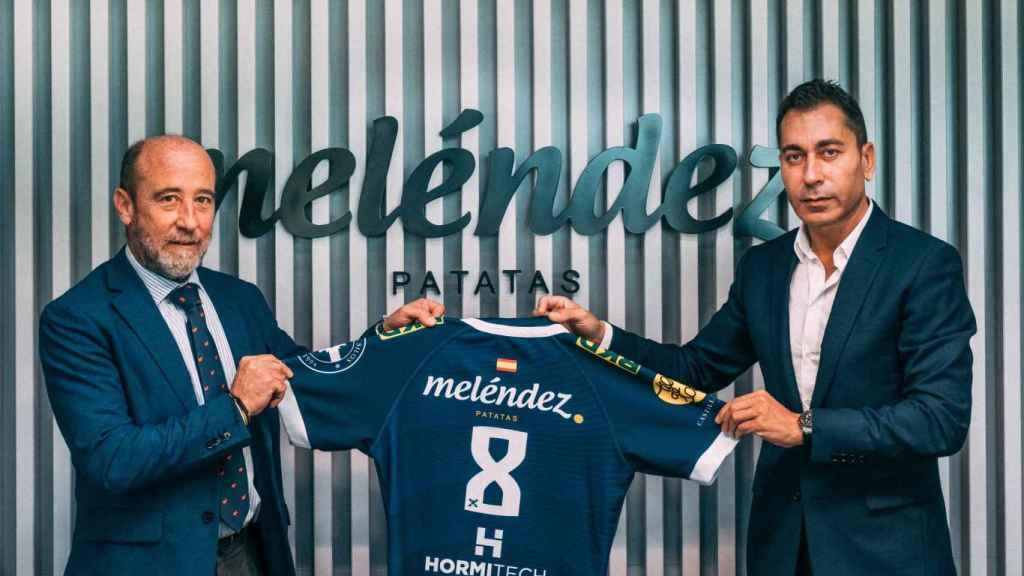 Patatas Meléndez, nuevo patrocinador del VRAC
