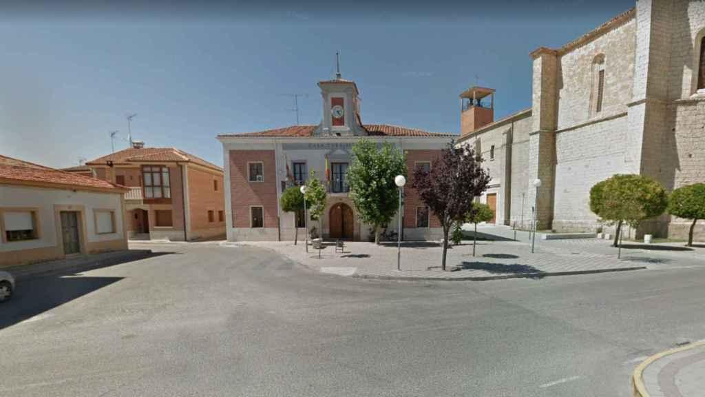 Ayuntamiento de Valdestillas
