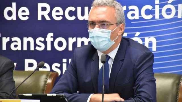 Javier Izquierdo, delegado del Gobierno en Castilla y León