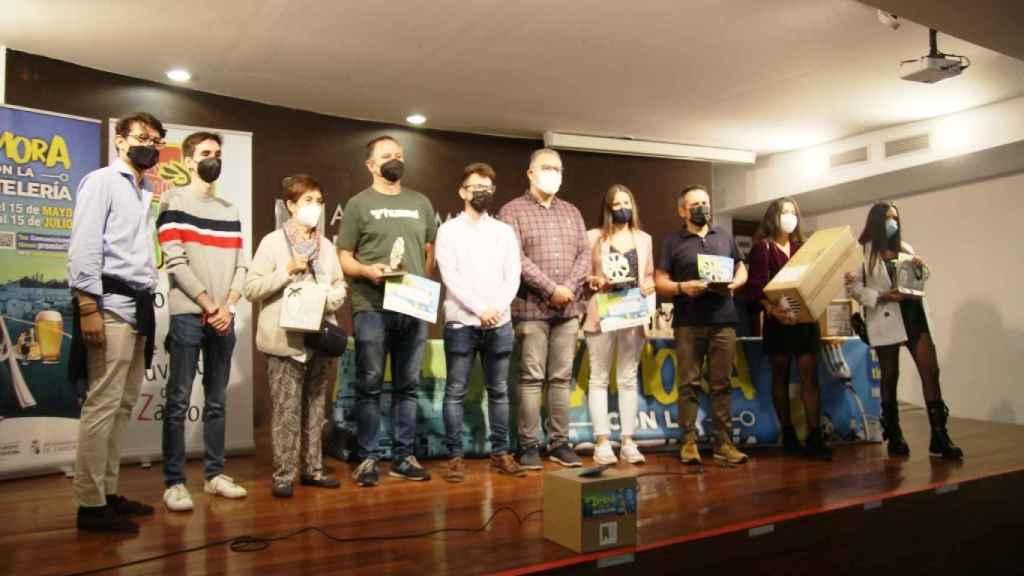 Entrega de premios 'Zamora con la Hostelería'