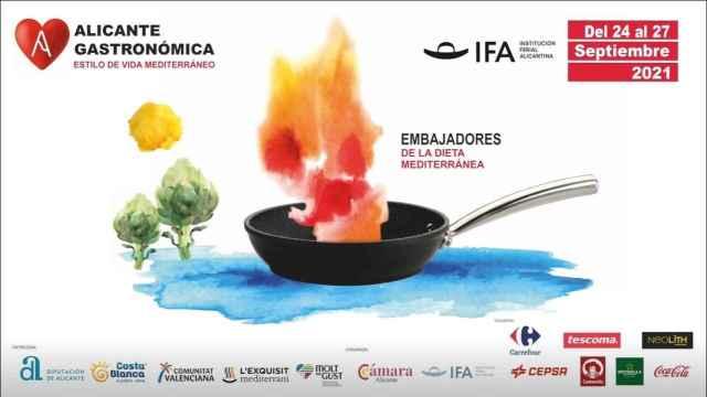 Alicante Gastronómica, el congreso de gastronomía mediterránea regresa más fuerte que nunca
