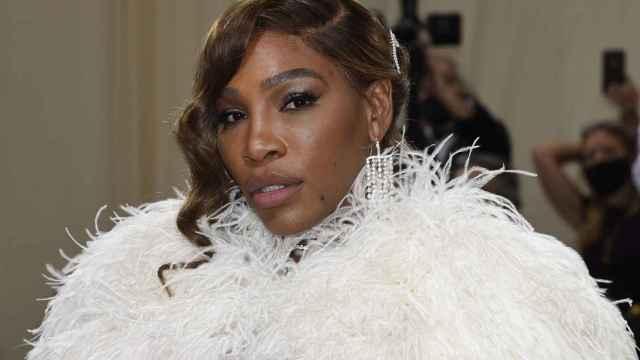 Serena Williams en la Gala Met.