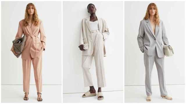 Un traje para cada día de la semana: descubre el nuevo estilo 'working girl' de H&M