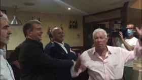 La bochornosa escena del presidente de las peñas de Andalucía
