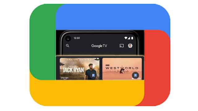 Google TV para a sustituir a Google Play Películas