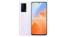IQOO Z5 llega con pantalla de 120 Hz en la tasa de refresco