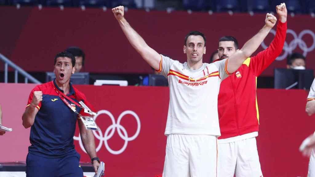 Jesús Rivilla, expreparador físico de la Selección Española de Balonmano. Foto: RFEB
