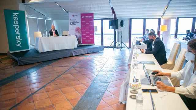Imágenes del día en Castilla-La Mancha: Toledo alberga un encuentro de ciberseguridad