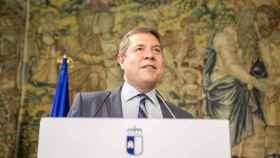 Emiliano García-Page, en una imagen reciente