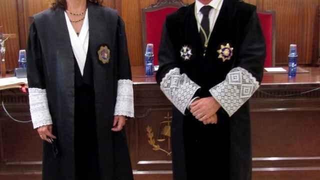 Toma posesión la presidenta de la Sección Segunda de la Audiencia Provincial de Toledo
