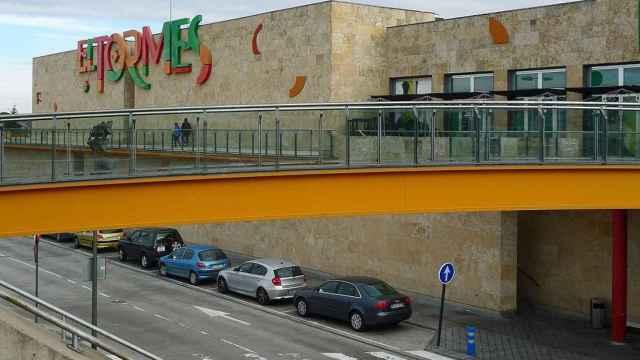 Centro Comercial El Tormes, en Salamanca, operado por MVGM.