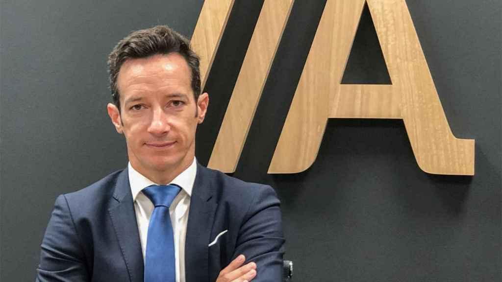 Urko Atutxa, nuevo director de la unidad de banca privada de Bankoa Abanca.