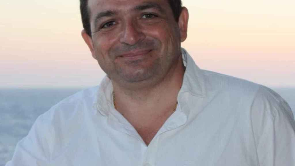 Imagen de Manolo Gómez, fallecido en la avenida Juan Sebastián Elcano de Málaga