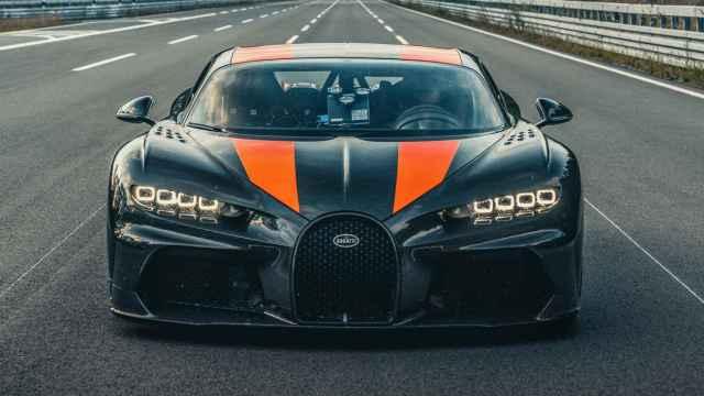 El coche de calle más rápido del mundo (490 km/h) y cuesta 3,5 millones de euros