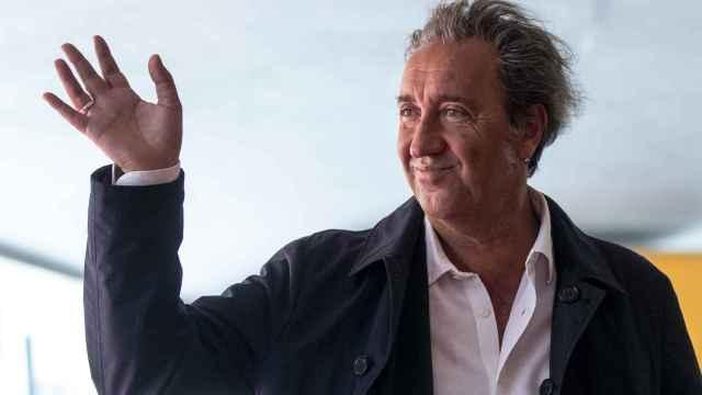 Paolo Sorrentino habla de su carrera en el Festival de San Sebastián.