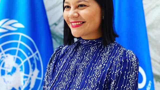 Natalia Bayona, directora de innovación, educación e inversiones de la OMT.