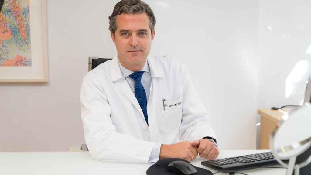 Dr. José María Franco Retrato.