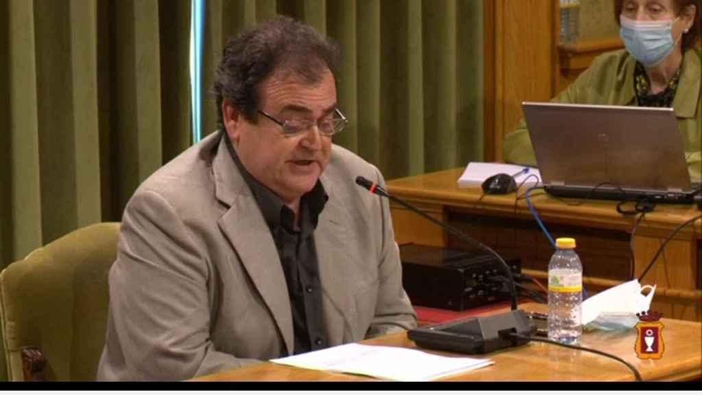 Isidoro Gómez Cavero en una imagen de archivo.