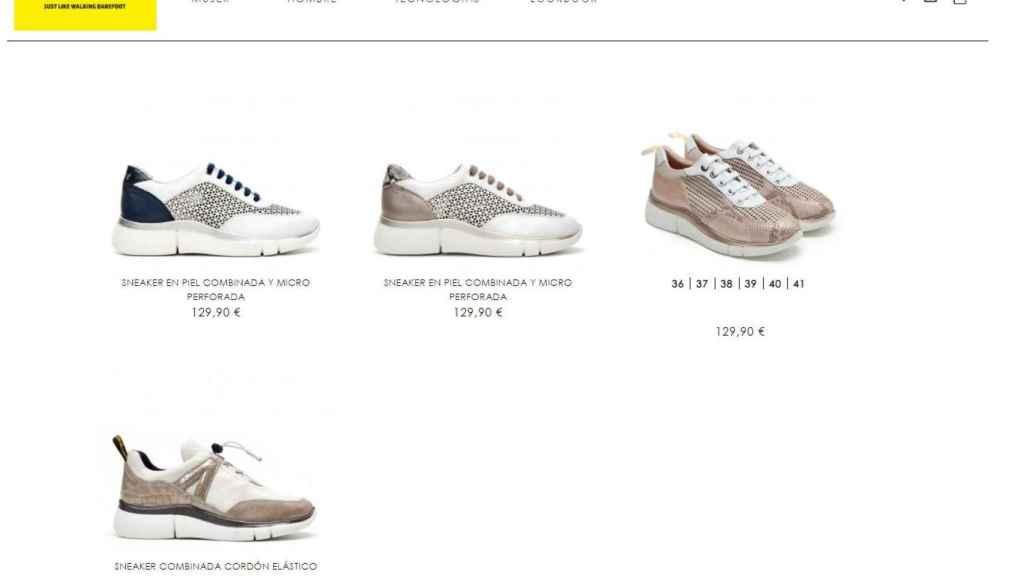 Zapatillas similares a las de la Reina (cuyo modelo está ya agotado) de la firma 24HRS.