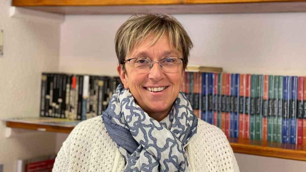 Henar Rubio, directora del CEIP Antonio Allué Morer