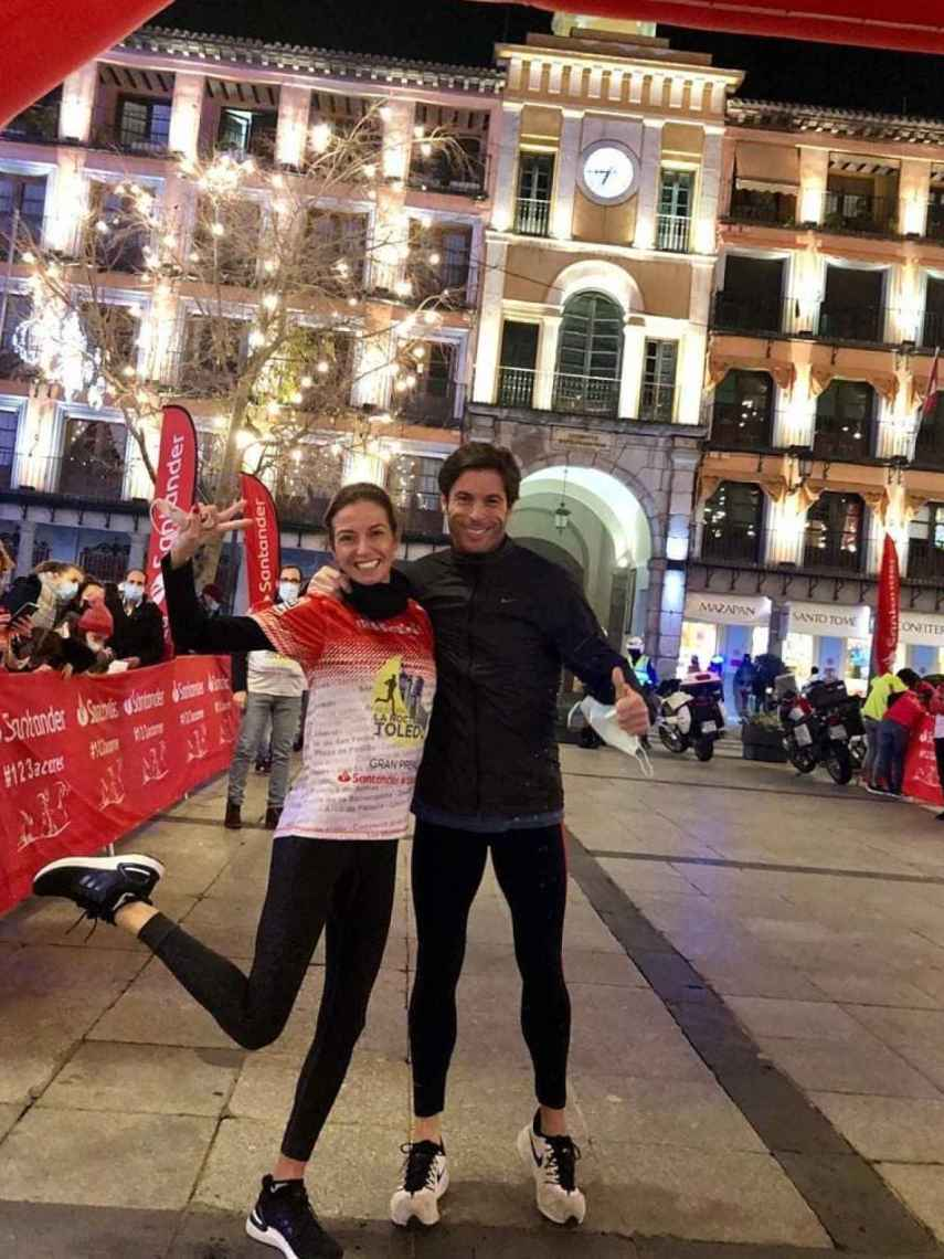 José Antonio Canales Rivera e Isabel Márquez de Prado.