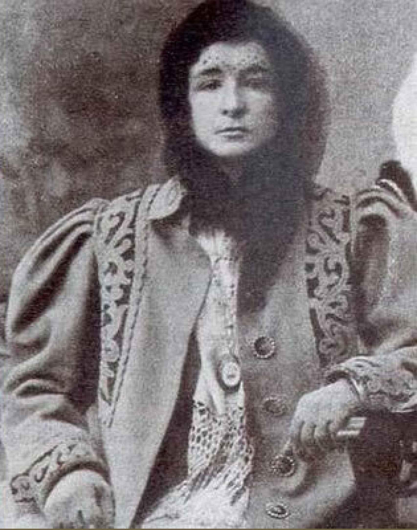 Enriqueta Martí, la 'vampira del Raval'.