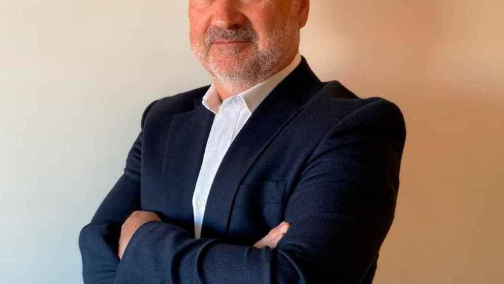 El delegado del Colegio de Geólogos de Castilla y León, Juan Piñeiro