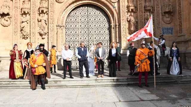 Imágenes de la Semana del Siglo de Oro en Salamanca