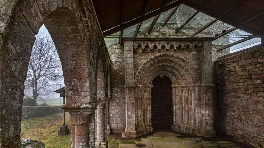 Iglesia Vilar de Donas
