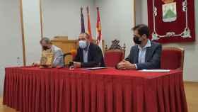Firma del acuerdo Falk Renewables con Tordesillas para publicar los hallazgos de Carrecastro
