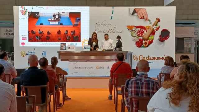 Alicante Gastronómica: una feria abierta para conocer y disfrutar del estilo de vida Mediterráneo