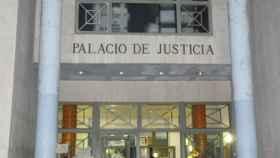 El Palacio de Justicia de Alicante.