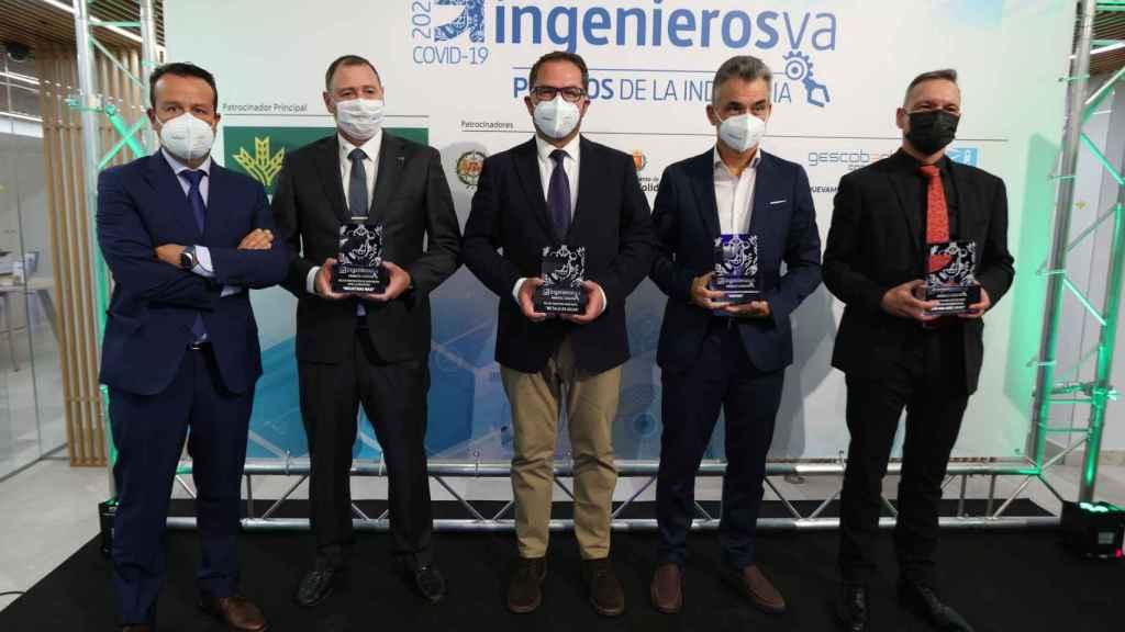 Gala de Premios IngenierosVa