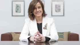 Rocío Hervella, presidenta de Empresa Familiar de Castilla y León
