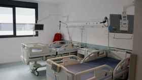 Una habitación tipo del nuevo Hospital de Salamanca