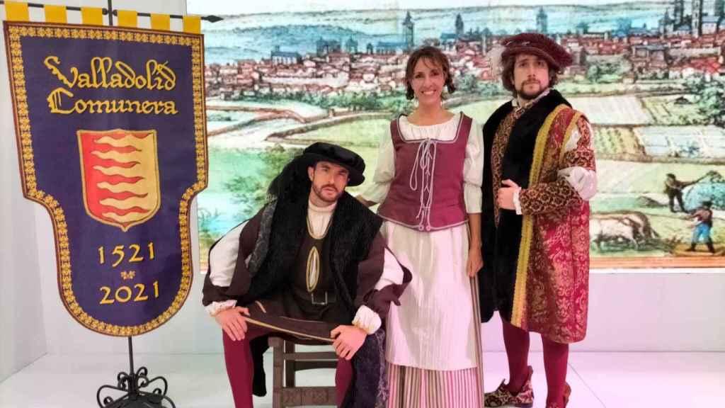La historia de los comuneros se vivirá en Valladolid