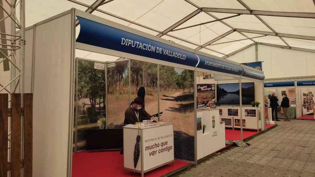 La Diputación de Valladolid se luce en Naturcyl