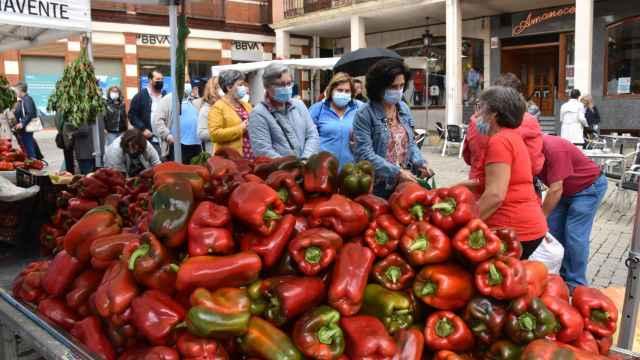 Feria del Pimiento y la Cerámica en Benavente