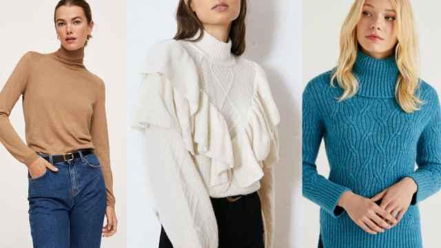 Estos son los jerséis que deberías tener en tu armario este otoño/invierno