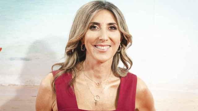 Paz Padilla en la presentación de 'El humor de vida'.