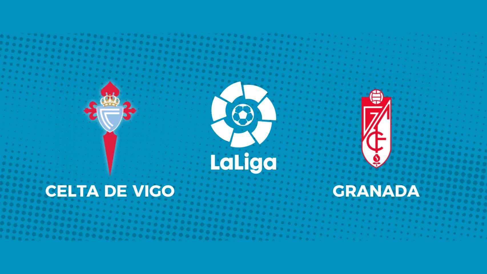 Celta de Vigo - Granada: siga en directo el partido de La Liga