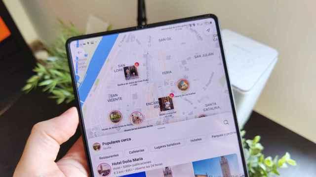 Así podemos encontrar lugares populares en Instagram desde el móvil