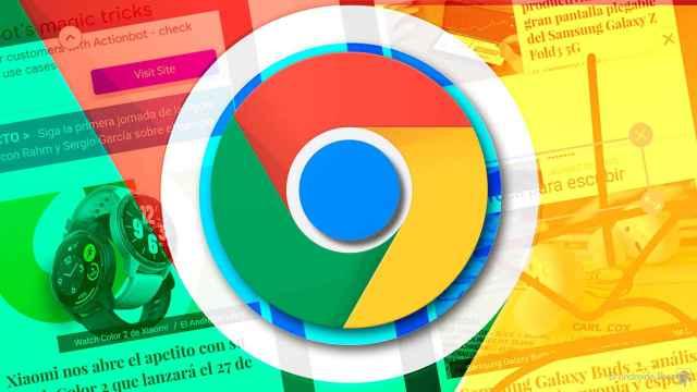 Toma una captura de pantalla completa de una página web con Chrome