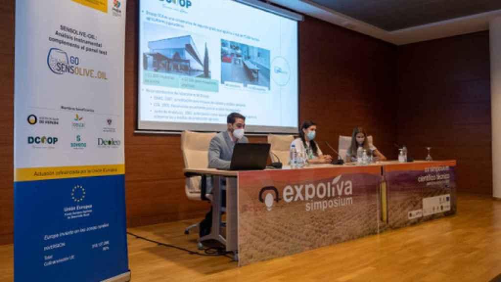 Se presentan en Expoliva los avances en la aplicación de métodos instrumentales para clasificar los Aceites Vírgenes de Oliva