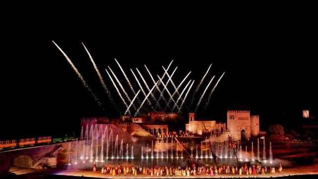 El sueño de Toledo de Puy du Fou, declarado el Mejor Espectáculo de Europa