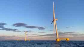 EDPR prevé construir parques eólicos marinos flotantes en el Mediterráneo, frente a las costas de Francia, Italia y Grecia
