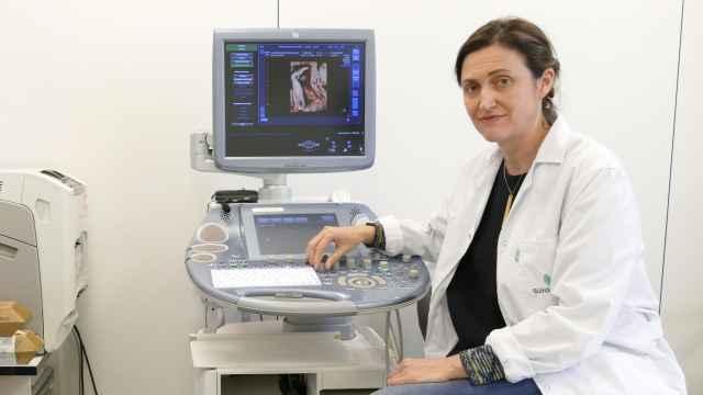 La doctora Inés Tamarit es especialista en diagnóstico prenatal.