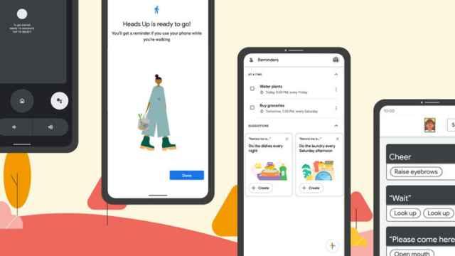 Google nuevas funciones para otoño