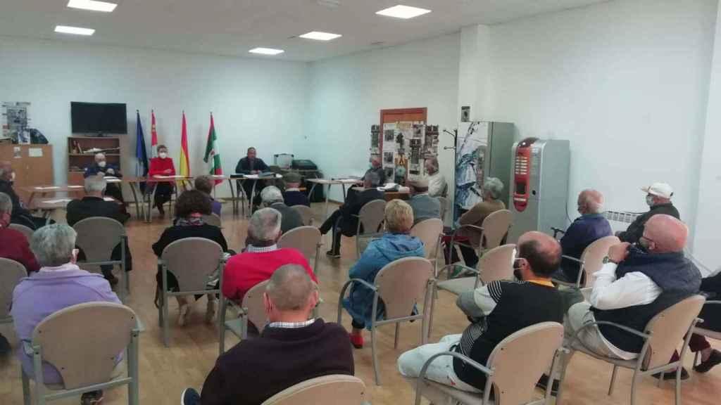 Pleno del 24 de septiembre en el Ayuntamiento de Carbajales de Alba